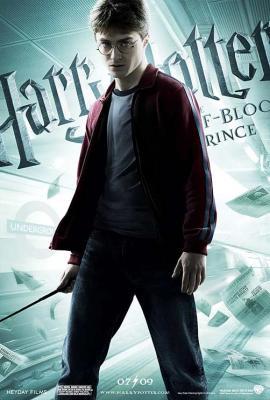 Harry Potter y el Misterio del Príncipe guión de Steve Kloves 1 Parte